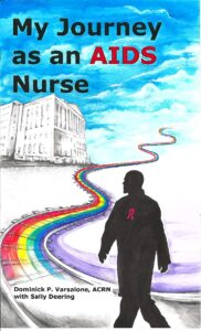 Book Cover: My Journey as an AIDS Nurse